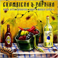 Grombiera & Paprika, LP July 2009
